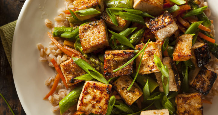 Tofu delicios