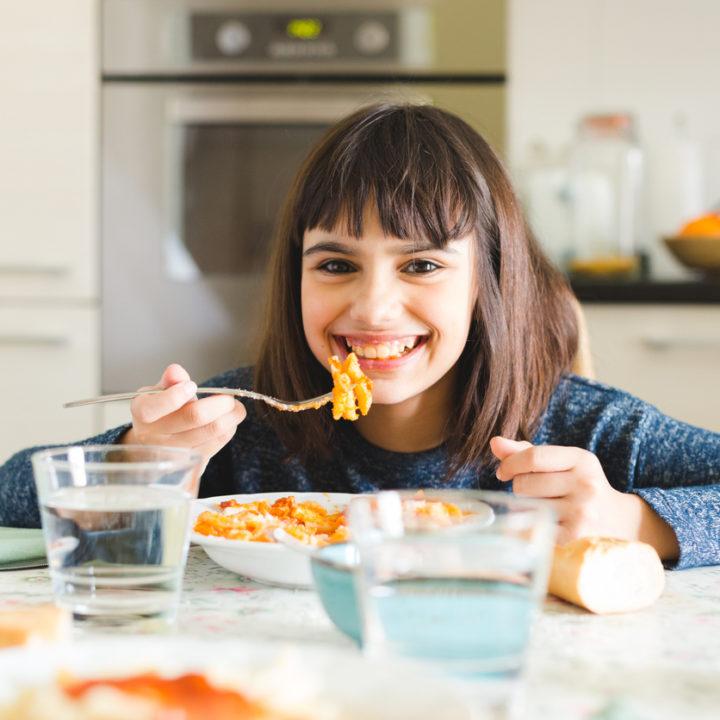 Aranjarea mâncării în farfurie. Un studiu despre cum le place copiilor să fie