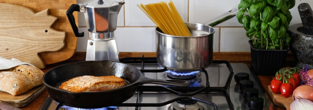 Cele mai importante 6 vase de gătit pe care trebuie să la ei în bucătărie