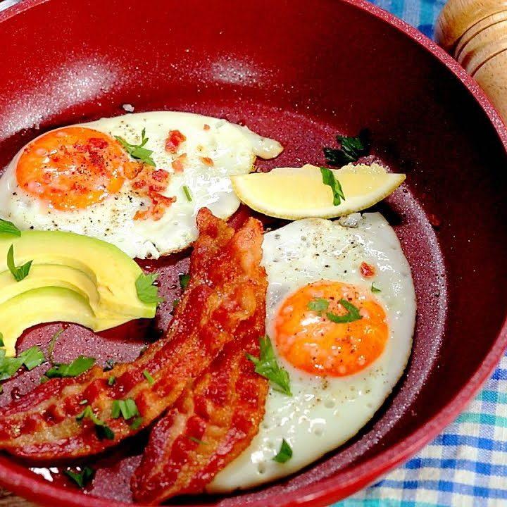 Cum să faci ouă ochiuri - 1
