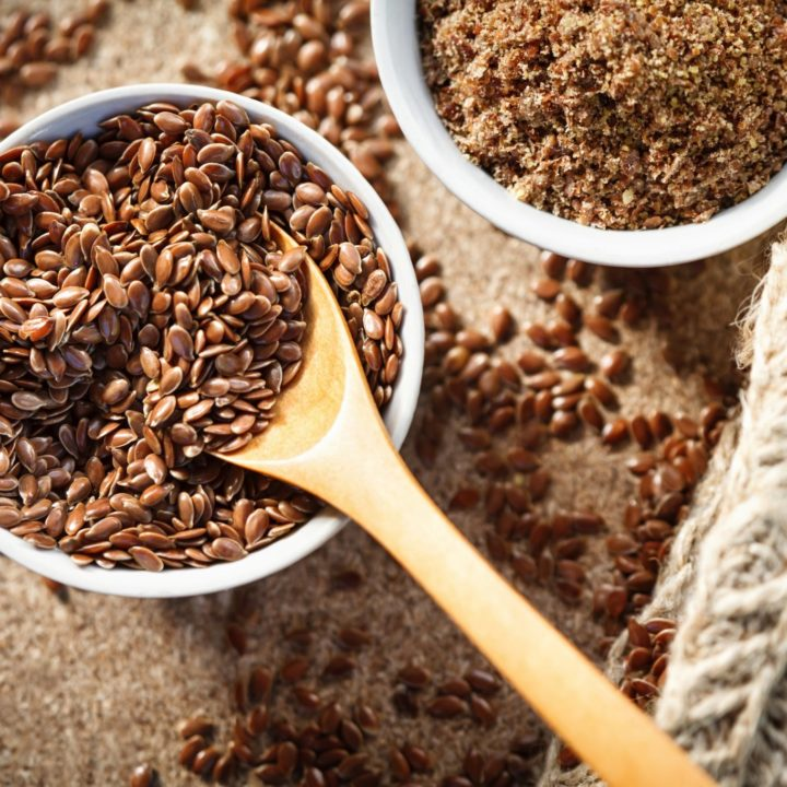 Studiu: Fibrele din semințe de in ajută la slăbit