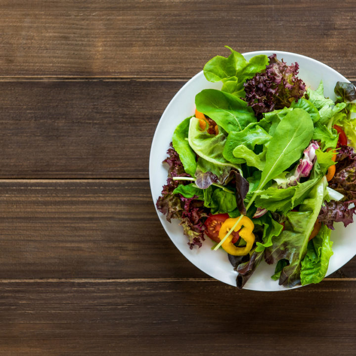 Top nutritiv. Cele mai bune verdețuri pentru salate
