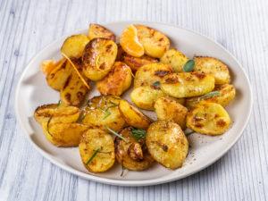 Cartofi la cuptor în 3 feluri