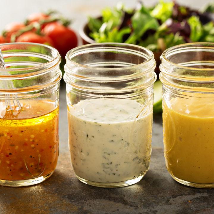 Ce facem cu verdețurile Dressinguri pentru salate de primăvară