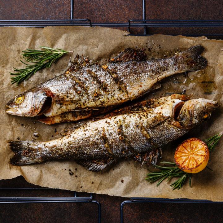 Consumul de pește poate preveni astmul
