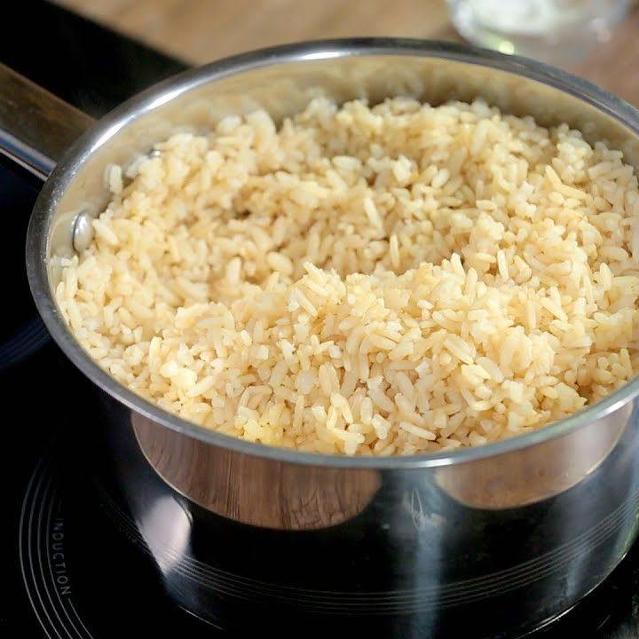 Cum să fierbi orez brun - 6