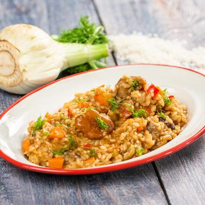3 rețete cu orez simple și rapide