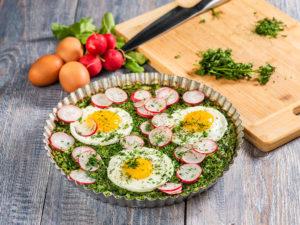rețete cu ouă