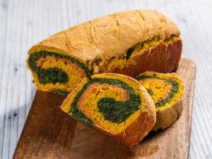 Pâine în 3 culori