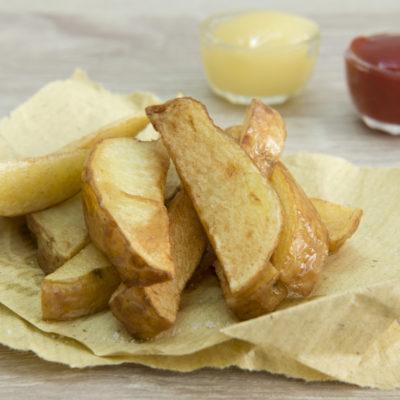 Profesor la Harvard: Porția de cartofi prăjiți ar trebui să fie de șase bucăți