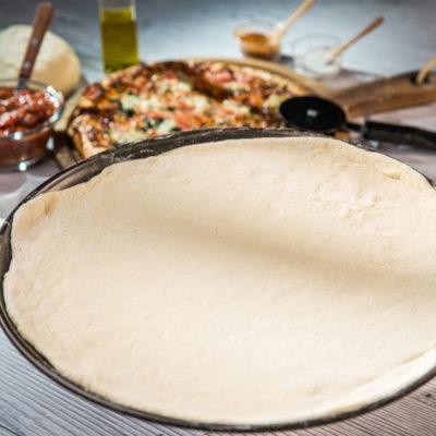 Aluat clasic pentru pizza