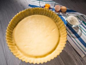 Aluat pentru tarte dulci