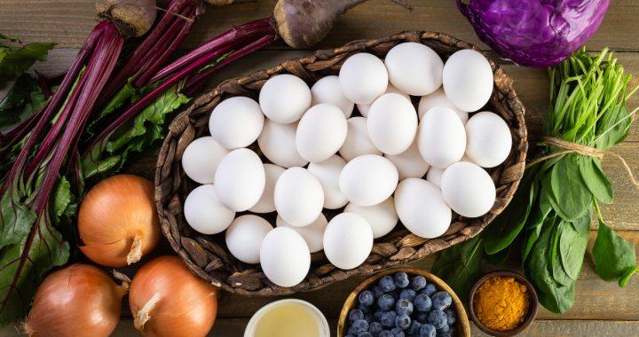 Cum să vopsești ouăle de Paști folosind culori naturale - 1