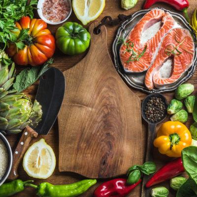 Dieta mediteraneană împiedică alimentarea excesivă