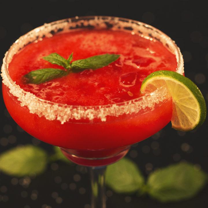 Margarita cu pepene roșu