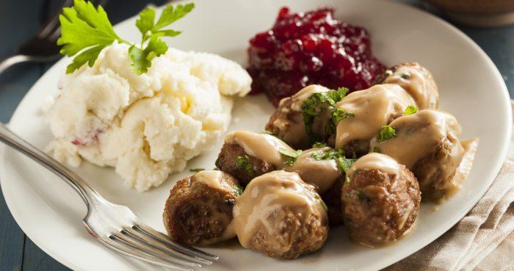 Chiftele vegane cu gust de carne în meniul Ikea, de anul viitor