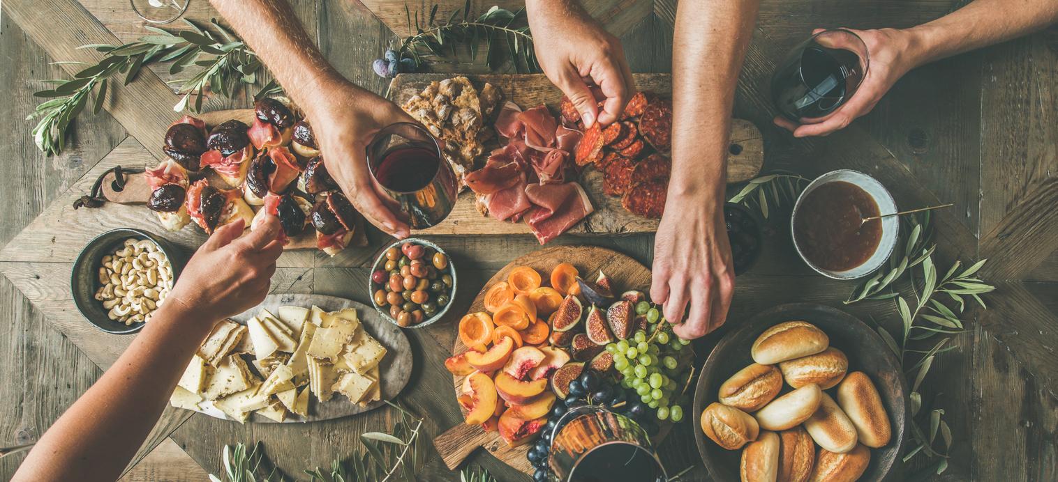 10 mâncăruri preferate de scriitori celebri - 1
