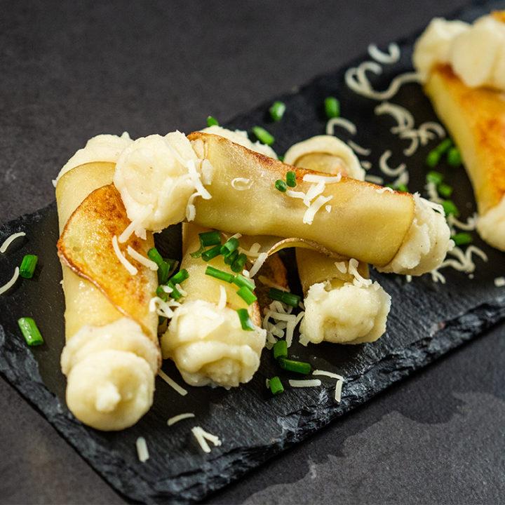 Cannoli din cartofi