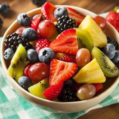 rețete cu fructe