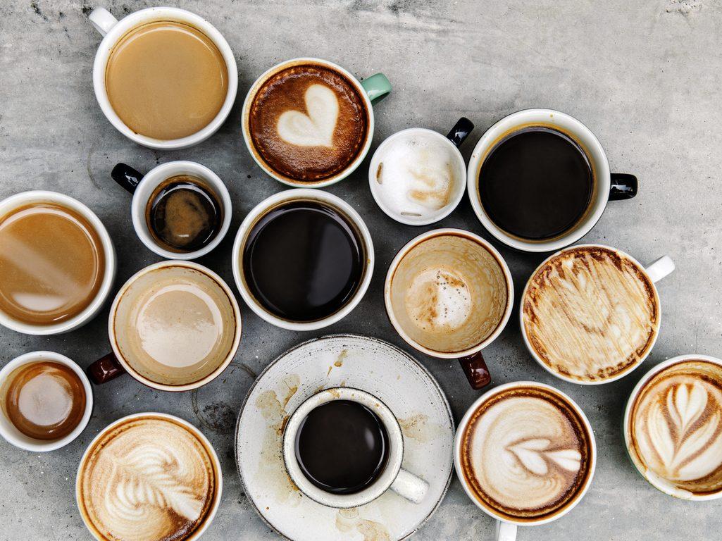 cafeaua arde grăsime