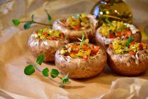 5 rețete cu ciuperci, ușoare și gustoase