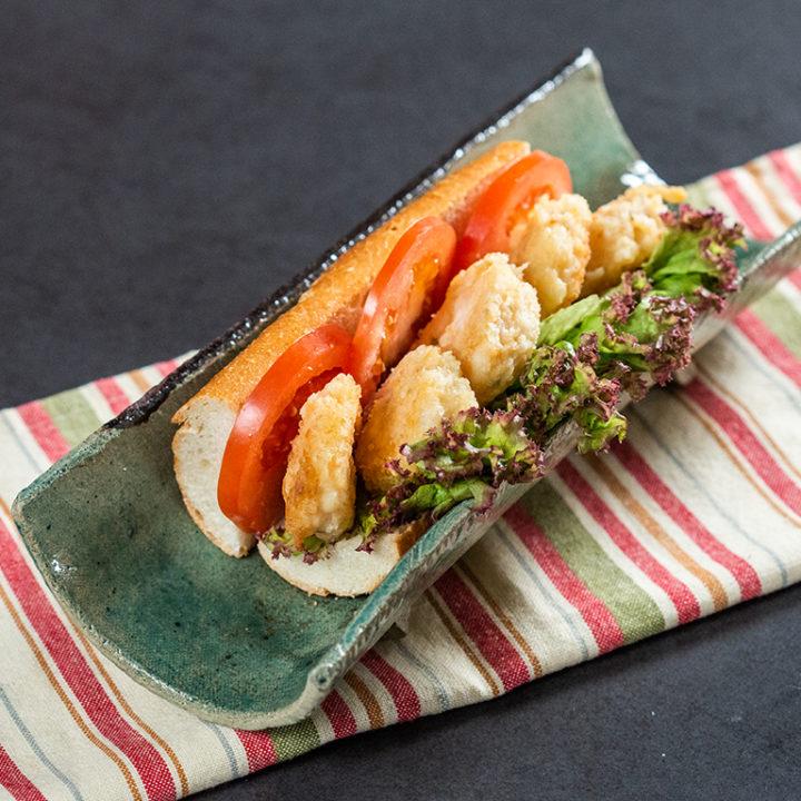 Sandwich cu creveți (Po-Boy)