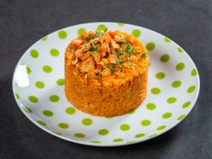 Tartar de morcov