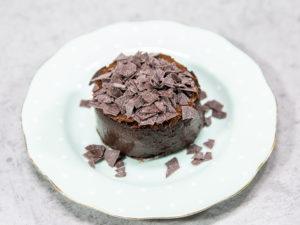 Sufleu de ciocolată