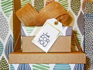 Imagine cu cutie de cadouri