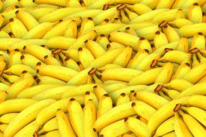 consumul zilnic de banane