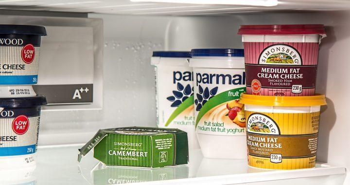 Cum păstrezi corect alimentele în frigider