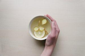 Bol cu ceai