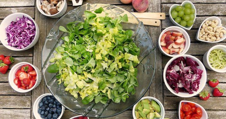 Alimente vegetariene sau vegane