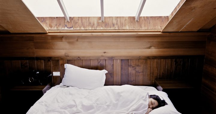 Persoană dormind