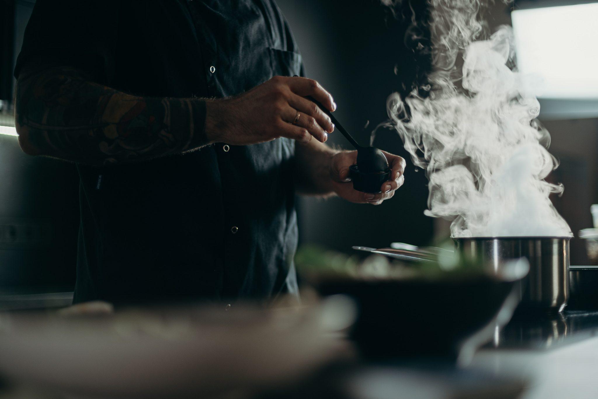 șorț de bucătărie