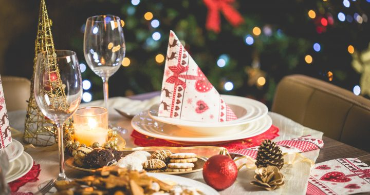 Meniu pentru masa de Crăciun