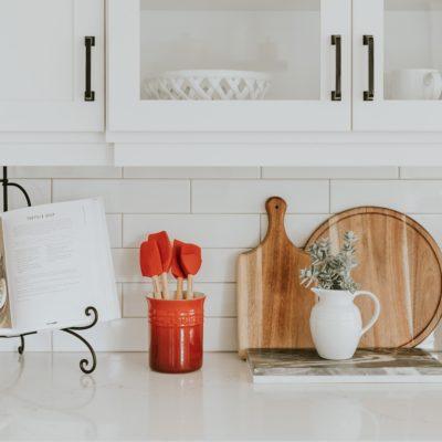 ustensile în bucătărie