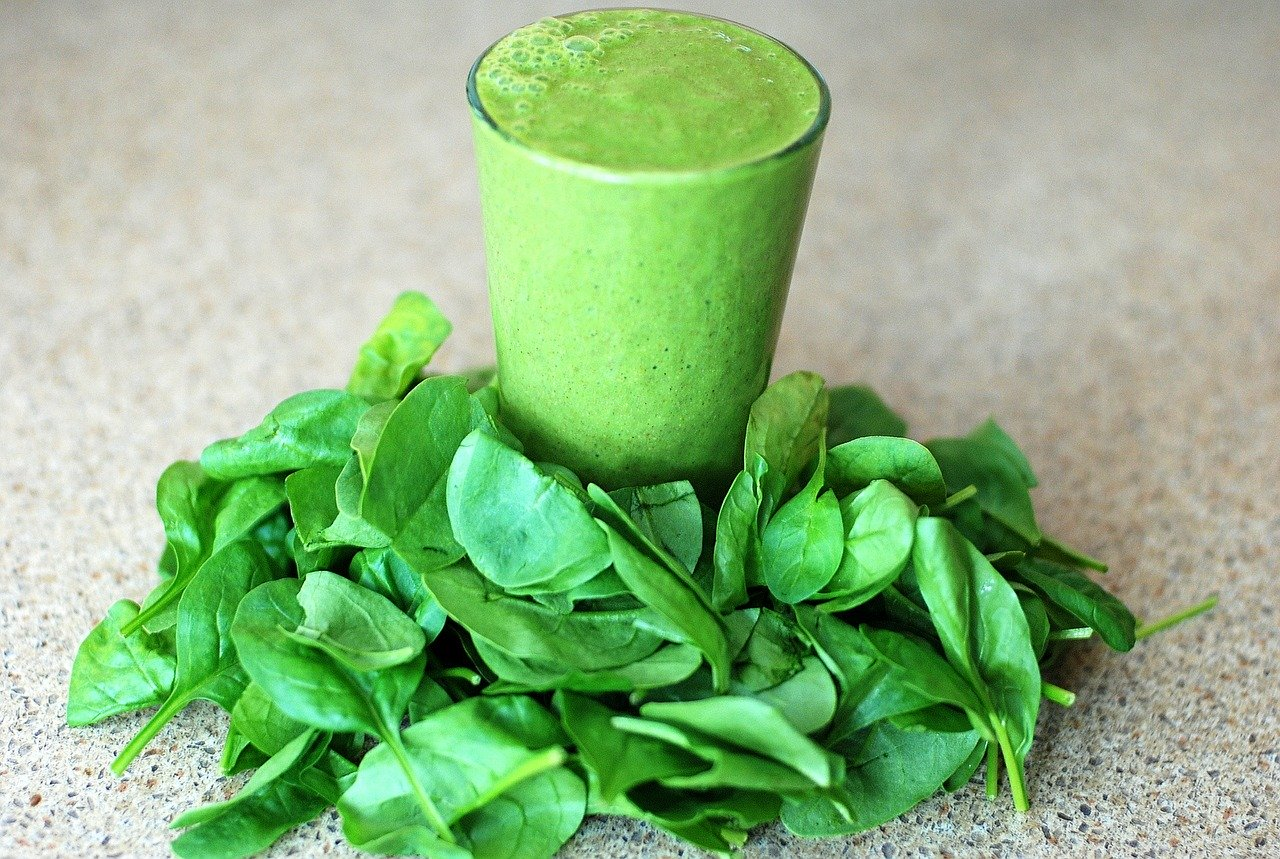 5 motive să bei un smoothie verde în fiecare zi - 1