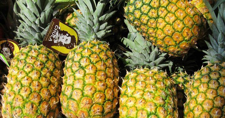 beneficii ale ananasului