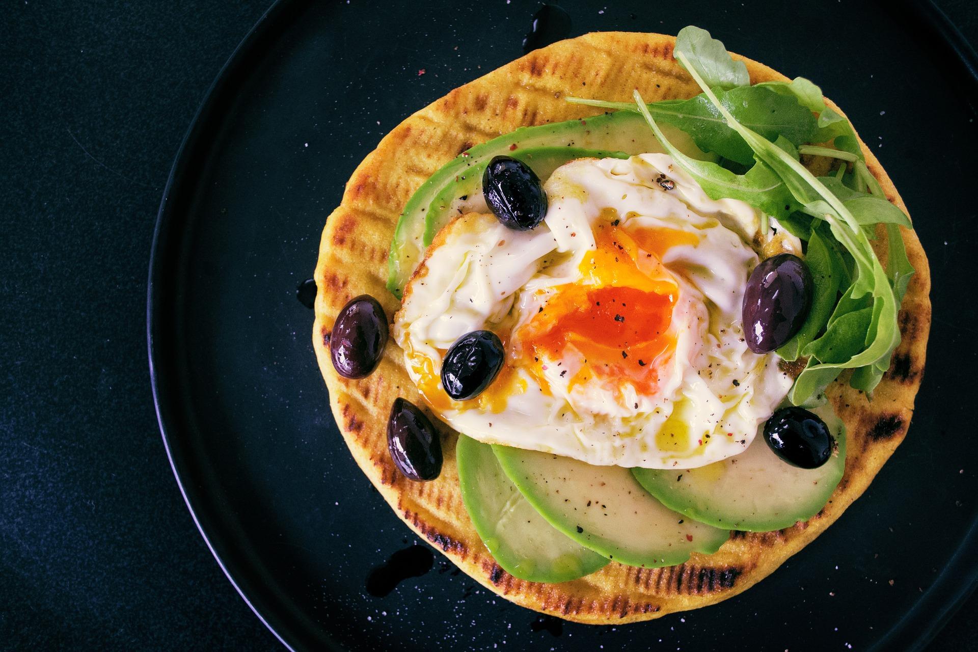 avocado la micul-dejun