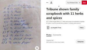 Povestea puiului prăjit. Și rețeta celor mai faimoase aripioare picante din lume - 3