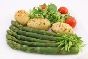 Sparanghelul - o bună sursă de proteine