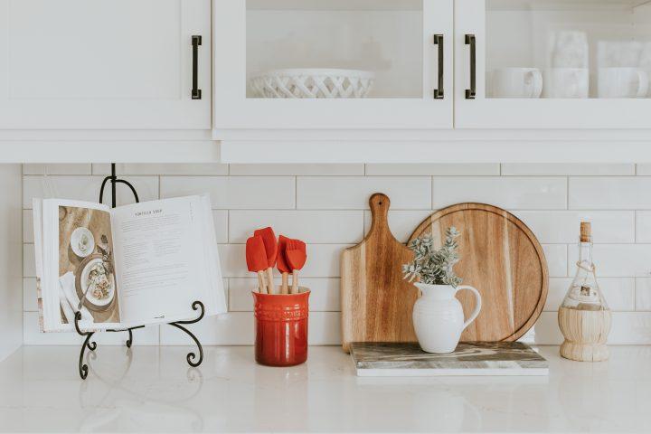 blat bucătărie cu accesorii