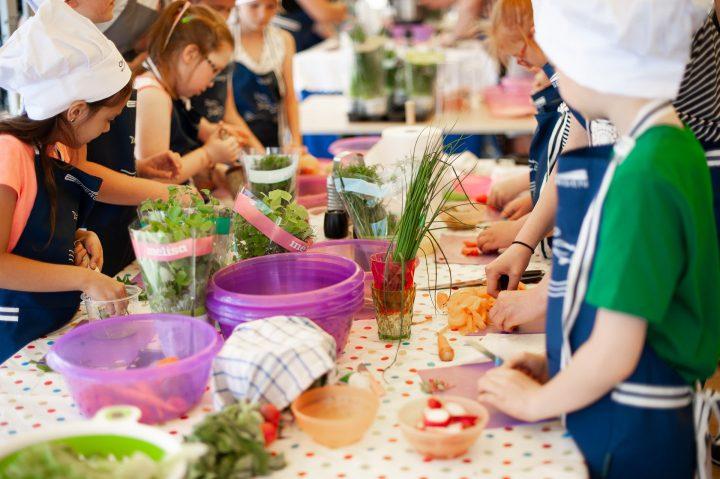 cursuri de gătit pentru copii