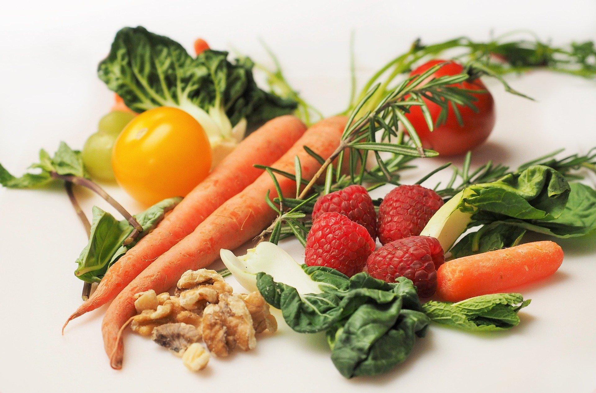 fructe si legume pentru vedere
