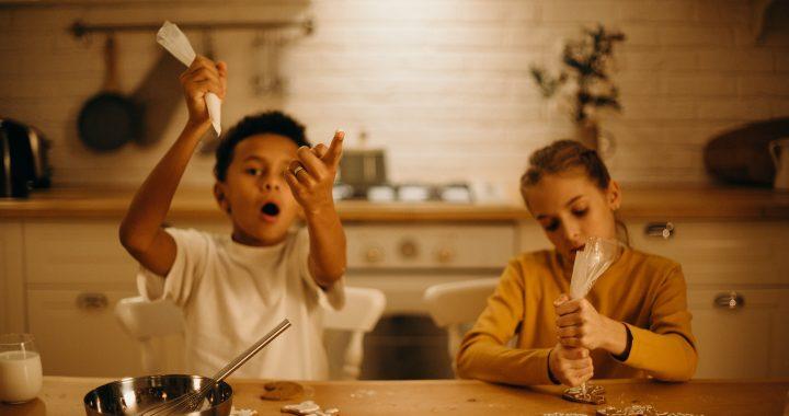 Ce poţi face în bucătărie împreună cu copiii?
