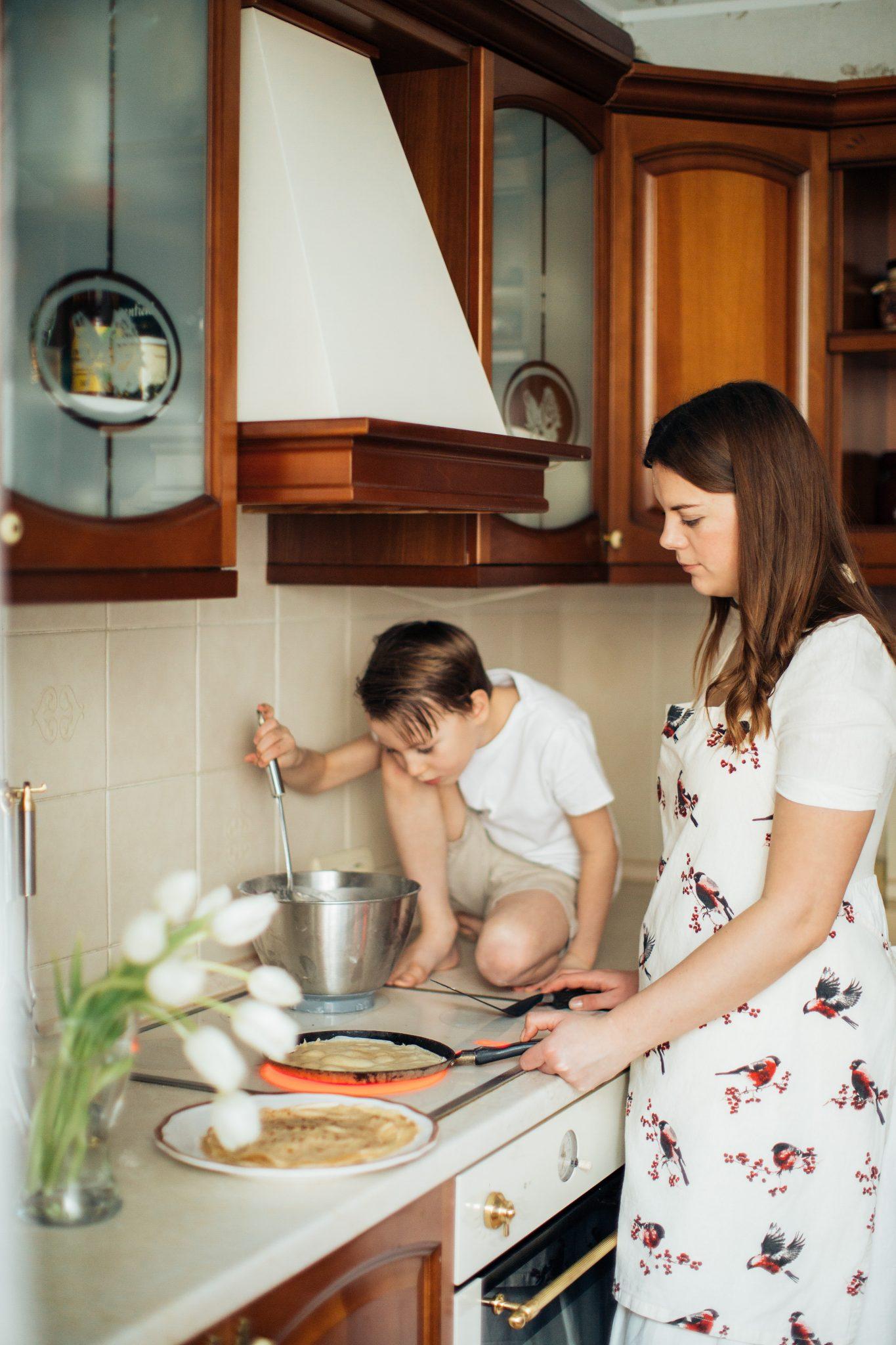 Ce poţi face în bucătărie împreună cu copiii? - 2