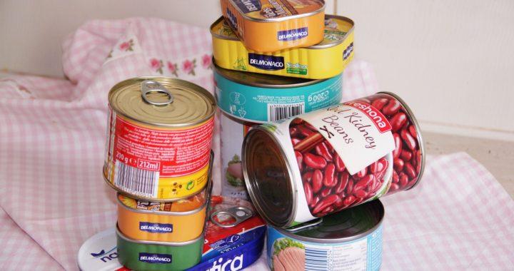 Cum să pregătești conservele cumpărate în pandemie de coronavirus