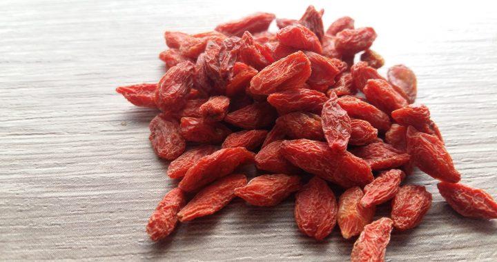 Fructe goji uscate