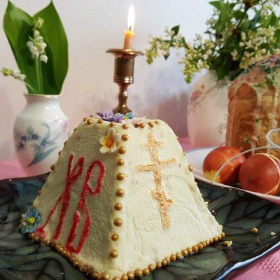 Mâncăruri tradiționale de Paște în Rusia